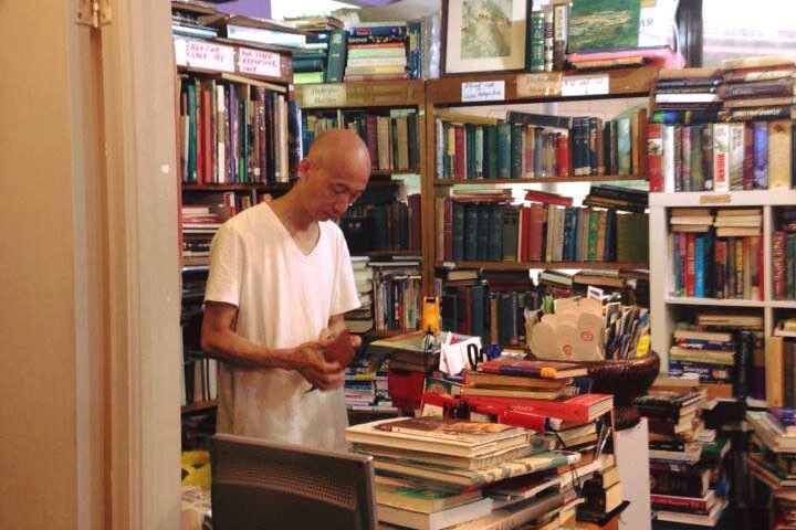 Surdham Amano The owner of Flowbooks