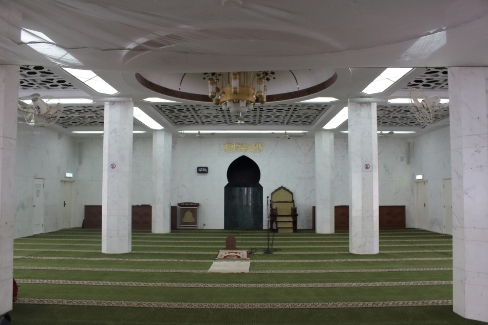 Masjid 3 City Hall